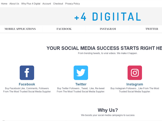 Plus 4 Digital